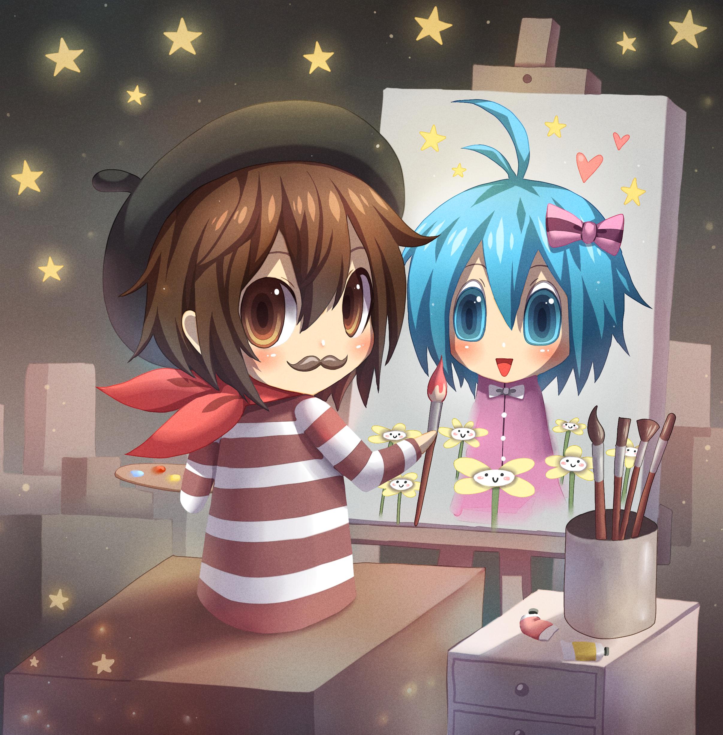 Kunstnerbord